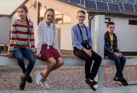 современная средняя школа в Киеве